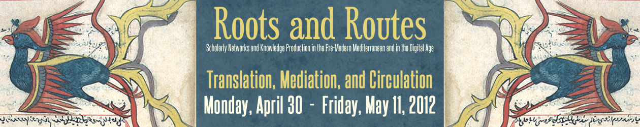 Roots and Routes 2012